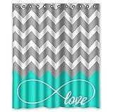 Die besten Freund Ringe Infinities - i-manggo Love Infinity Forever Love Symbol Chevron Muster Bewertungen