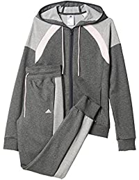 adidas Young Cott Suit - Chándal para mujer