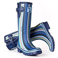 Evercreatures Mother Love Tall Wellington Boots Size 3