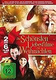 DVD Cover 'Die Schönsten Liebesfilme zu Weihnachten [2 DVDs]