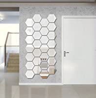 First time in india trend of diy wall decoration is 3d acrylic, made using cast acrylic with computerized laser cutting method. Design you wall with your own creativity. Om swastik rings dots sun golden silver blue red white black bansidhar shiva pad...