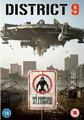 District 9 [DVD] [2009] by Sharlto Copley