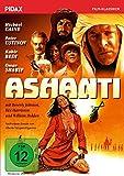 Ashanti / Packender Abenteuerfilm mit absoluter Starbesetzung (Pidax Historien-Klassiker)