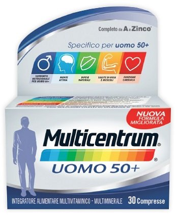 multicentrum uomo 50