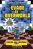 Telecharger Livres Minecraft Aventure dans l Overworld T1 L Evade de l Overworld (PDF,EPUB,MOBI) gratuits en Francaise