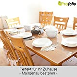Originale Tischdecke Tischfolie hochglanz abw...Vergleich