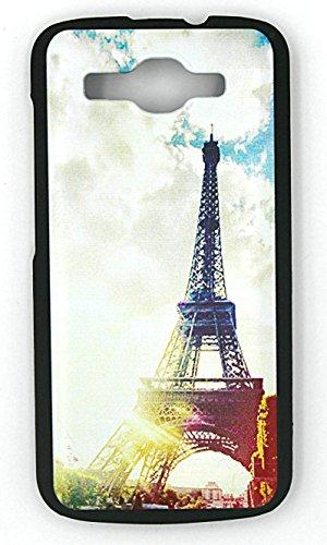 ZhouYun Zähigkeit des PC Schutzhülle hülle für Huawei Ascend Y540 Y540-U01 4.5