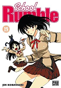 School Rumble Edition simple Tome 19