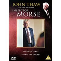 Inspector Morse - Masonic Mysteries / Second Time Around
