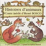 Histoire D'Animaux (Conte Inédit)