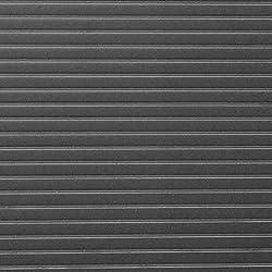 Sichtschutz Windschutz Premium Hart PVC Streifen Easy Stärke max.1,35 mm Farbe dunkelgrau/anthrazit für Doppelstabmatten Zaun
