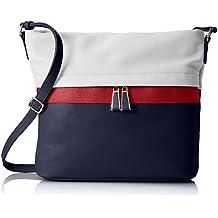 14ea037efe4e2 Suchergebnis auf Amazon.de für  blau weiß rot handtasche