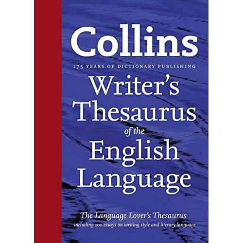 Writer's Thesaurus of the english Language