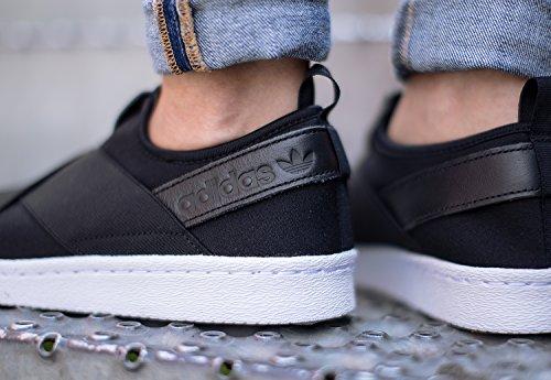 Slip On Scarpa Superstar W Adidas Black Core fTw0xBq