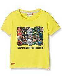 Lego Wear Boy Ninjago Teo 101, T-Shirt Garçon