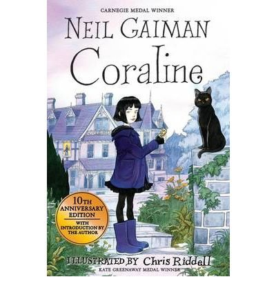 [(Coraline: Signed Limited Edition )] [Author: Neil Gaiman] [Aug-2012]