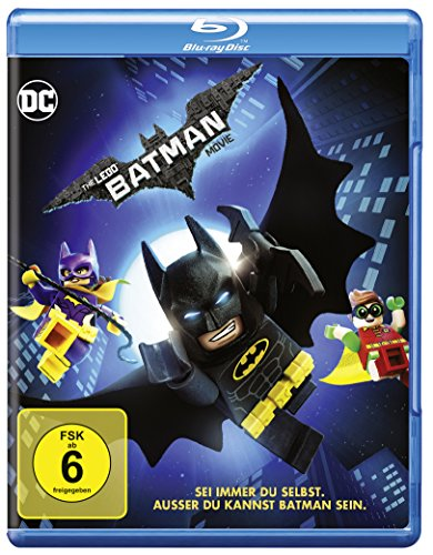 The LEGO Batman Movie [Blu-ray]