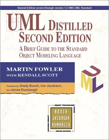 UML Distilled: A Brief Guide to the Standard Object Modeling Language (Object Technology Series) por Martin Fowler