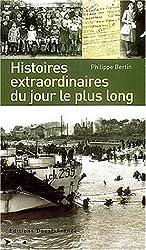 HISTOIRES EXTRAORDINAIRES DU JOUR LE PLUS LONG