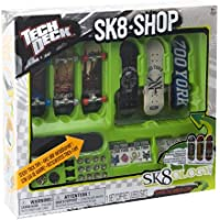 Tech Deck Skateshop Bonus Pack (colors and styles may vary)
