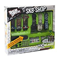 Tech Deck Skateshop Bonus Pack (colors and styles may vary)