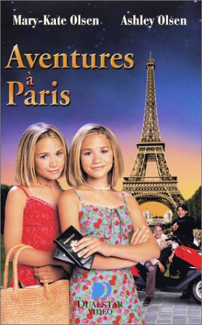 Olsen Twins : Aventures à Paris [VHS] [FR Import] - Paris Twin