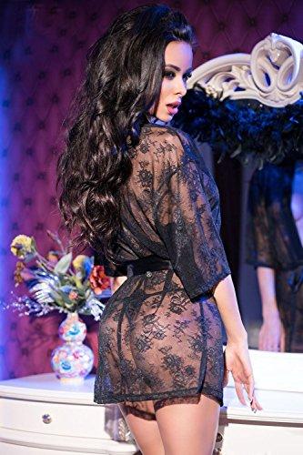 Chilirose - Vestaglia -  donna Nero