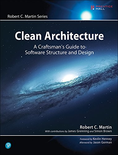 Clean Architecture: A Craftsman's Guide to Software Structure and Design (Robert C. Martin Series) (English Edition) (Software-shop)