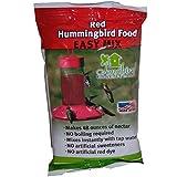 8 oz Red Hummingbird Nectar All Natural- No Dyes