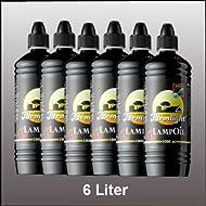 Lampe à pétrole pour jardin torche et lampes torches murales de pétrole Sélectionnez litres 6/12/24 (6)