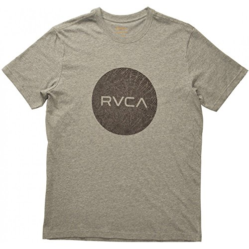 t-shirt-rvca-kelsey-motors-gris-m