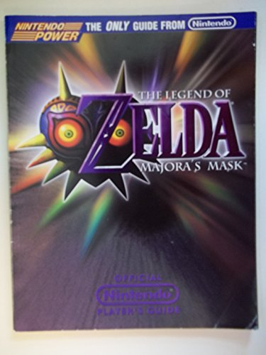 The Legend of Zelda: Majora's Mask--Official Nintendo Player's Guide by M Arakawa (2000-10-07) (Majora Ds)