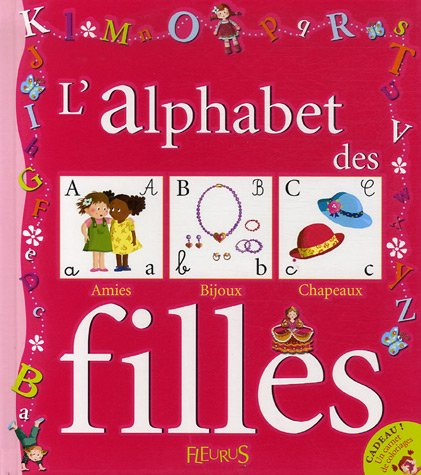 L'Alphabet des filles (1Jeu)