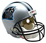 NFL   Deluxe Replica Football Helm Carolina Panthers