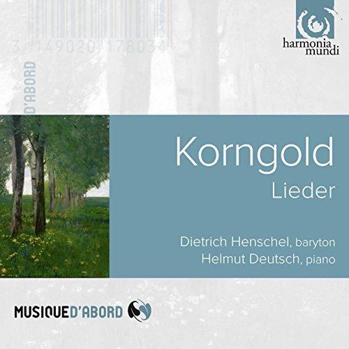 Korngold / Lieder