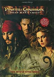 Pirates of the Caribbean: Dead Man's Chest - The Movie Storybook by Catherine McCafferty (2006-05-22)