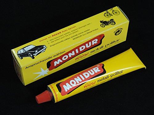Preisvergleich Produktbild Monidur Feine Metall-Politur 100g