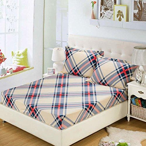 Äpfel & Orangen, Baumwolle Hut (Baumwoll-Slip-Hut/ gepolstert Einzelbett Li-J 150*200cm(59x79inch))