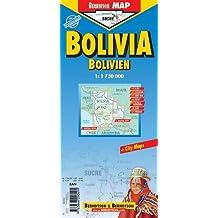 Bolivia : 1/1 750 000