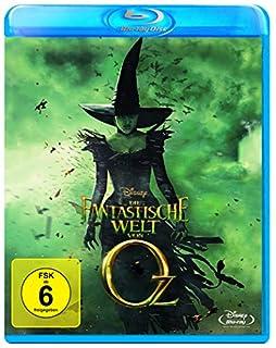 Die fantastische Welt von Oz [Blu-ray]