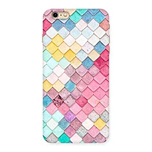 Colorfull Rocks Multicolor Back Case Cover for iPhone 6 Plus 6S Plus