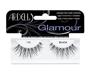 Ardell Fashion Lashes Pair - 113 (Pack of 4) by American International Industries [Beauty]