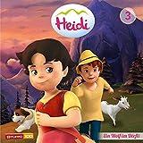 03: Heidi - Ein Wolf im Dörfli u.a. (CGI)