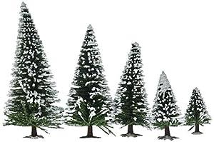 NOCH 26928 - Árboles de Nieve (10 Unidades)