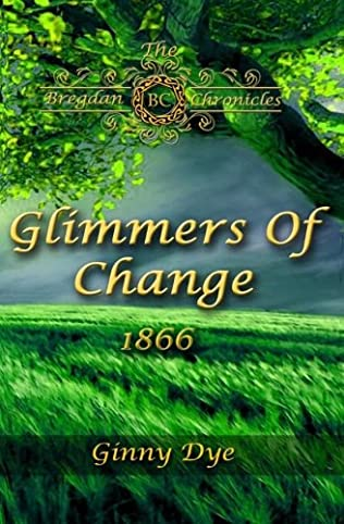 book cover of Glimmers of Change