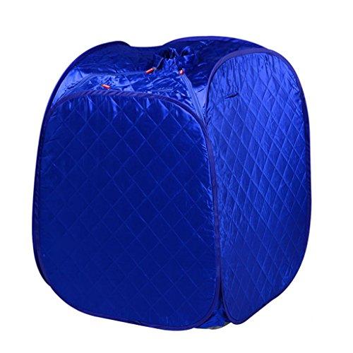 Infrarot Sauna / Portable, Mobile Sauna Home / Infrarot Heizkabine ( Farbe : Blau )