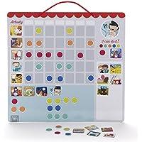 EUREKAKIDS Eureka Kids Calendario de recompensas 5250012.0