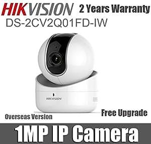 Elvy 28mm Hikvision DS 2CV2Q01FD IW Mini Wi Fi PT Camera HD 720P CMOS IP