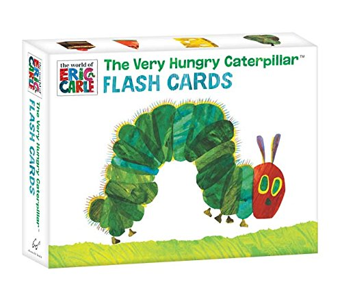 World of Eric Carle the Very Hungry Caterpillar Flash Cards