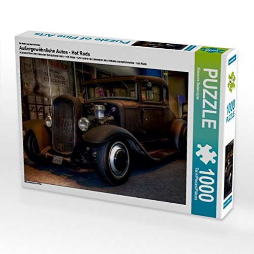 Ein Motiv aus dem Kalender Außergewöhnliche Autos - Hot Rods 1000 Teile Puzzle quer (CALVENDO Mobilitaet)